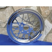 "65 TOOTH 1 1/2"" MESH REAR PULLEY FOR HARLEY & CUSTOM CHOPPERS"