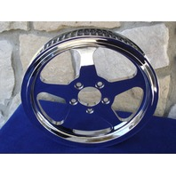 "STAR 66 TOOTH 1""  5 SPOKE PULLEY FOR HARLEY SOFTAIL DYNA TOURING 2007-UP"