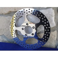 "FOR HARLEY TOURING 2008 & UP 11.8"" STAR STYLE REAR BRAKE ROTOR"