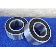 25 MM SEALED WHEEL BEARING SET FOR DNA & MIDWEST HARLEY WHEELS 2008 & UP