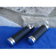 PERFORMANCE GRIPS FOR HARLEY 1984-2010 MACHINE FOR DUAL CABLE