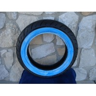 """180/60-16 VEE RUBBER WHITE WALL REAR TIRE FOR 16"""" RIMS"""