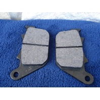 REAR BRAKE PADS FOR POLISHED ROTOR HARLEY XL SPORTSTER 04 & UP REP OE # 42836-04