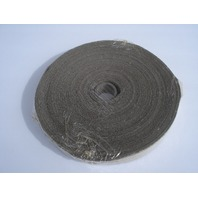 "ALUMINUM OXIDE CLOTH BACK 50 YARD ROLL 1"" WIDE 80 GRIT TOOL FINISHING"