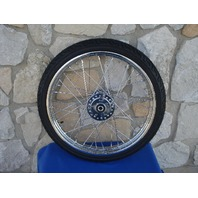 """FOR HARLEY DYNA SPORTSTER XL 1984-99 21X2.15"""" 40 SPOKE FRONT WHEEL PARTS"""