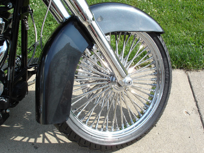 21x3 5 Quot 80 Spoke Kcint Dna Front Wheel 1984 99 For Harley