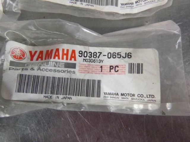 Yamaha 90387-065J6-00 Collar; New # 90387-06159-00 Made by Yamaha