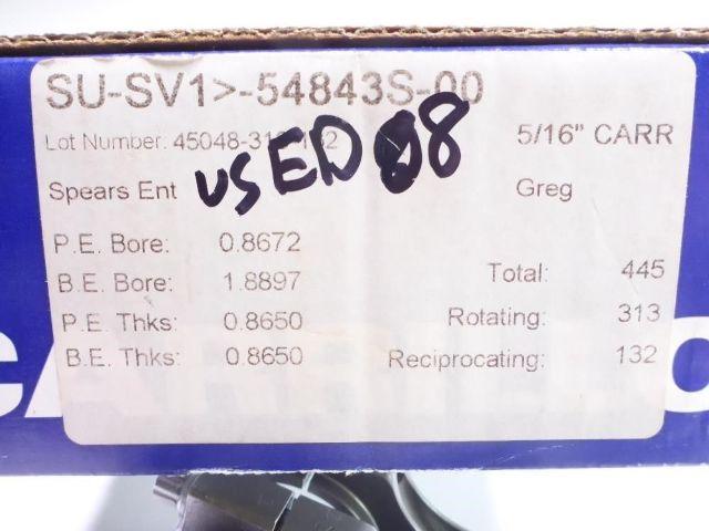Namura piston kit  Yamaha YFM660 Raptor Grizzly Rhino   2001-2008  std  99.97MM