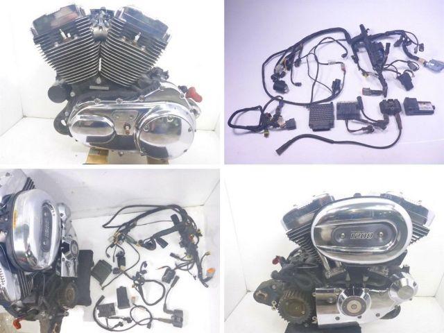 Details about 07 Harley Davidson Sportster XL 1200 Engine Motor KIT on