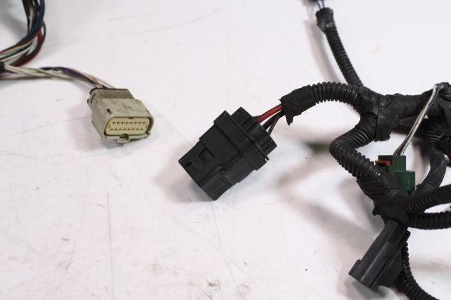 07 jeep wrangler headlight wiring