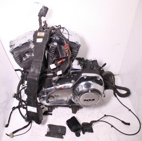 13 Harley Davidson Street Glide FLHX Motor Motor Set 103ci ...