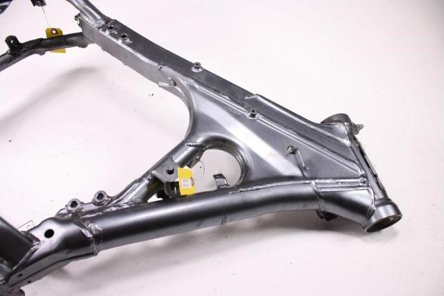 07 Suzuki DRZ400 SM Main Frame BENT SLVG   eBay