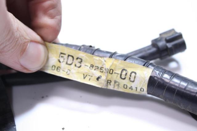 07 yamaha yfz450 wiring wire harness 5d3 82590 00 y3 c029394 o 1