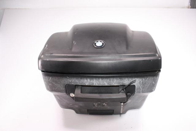 Details about 97 BMW R1100GS Rear Luggage Trunk Case With Key