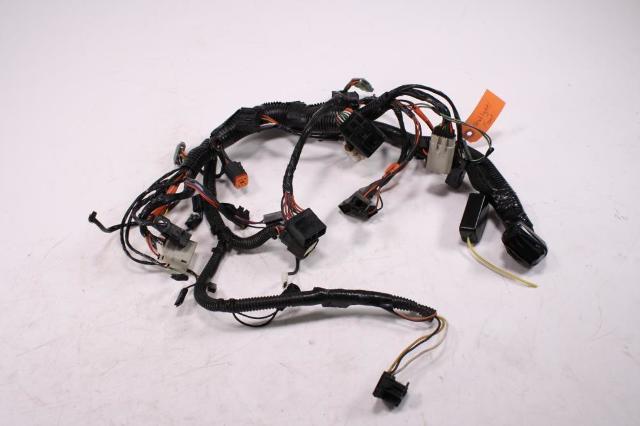 Harley Davidson Headlight Wiring on