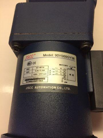 F JSCC 90YS60GY38 W// JSCC 90GK 30RC *Fast Shipping* Warranty!