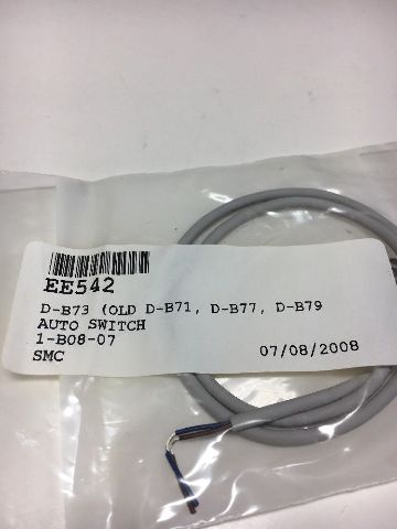 SMC D-B73 AUTO-SWITCH SENSOR NEW