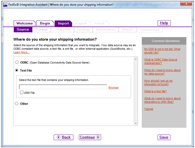 How To: Setup Fedex Integration | SureDone