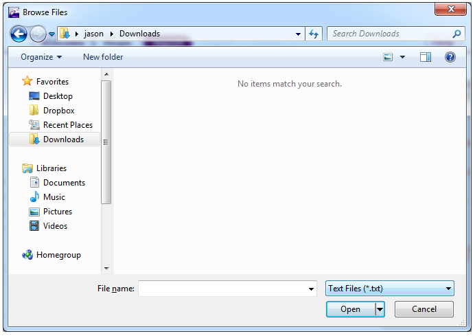files browse fedex integration sure done